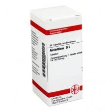 ABSINTHIUM D 6 Tabletten 80 St
