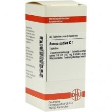 AVENA SATIVA C 1 Tabletten 80 St