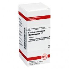 CALCIUM CARBONICUM Hahnemanni C 12 Tabletten 80 St