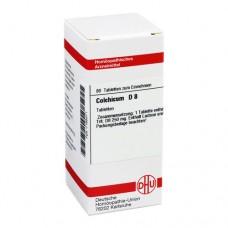 COLCHICUM D 8 Tabletten 80 St