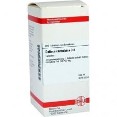 DATISCA cannabina D 4 Tabletten 200 St