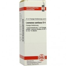 LEONURUS CARDIACA D 4 Dilution 20 ml