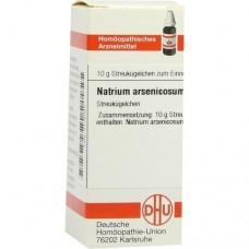 NATRIUM ARSENICOSUM C 30 Globuli 10 g