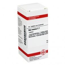 NUX VOMICA C 7 Tabletten 80 St