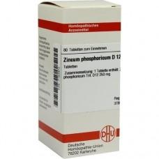 ZINCUM PHOSPHORICUM D 12 Tabletten 80 St