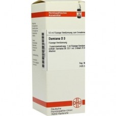 DAMIANA D 3 Dilution 50 ml