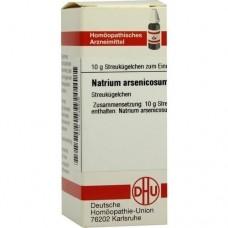 NATRIUM ARSENICOSUM C 200 Globuli 10 g