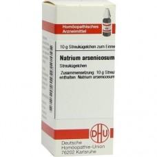 NATRIUM ARSENICOSUM D 12 Globuli 10 g
