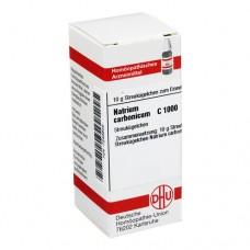 NATRIUM CARBONICUM C 1000 Globuli 10 g