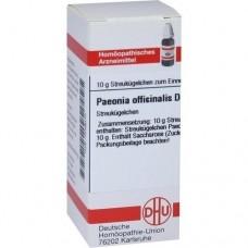 PAEONIA OFFICINALIS D 6 Globuli 10 g