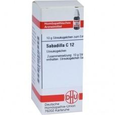 SABADILLA C 12 Globuli 10 g