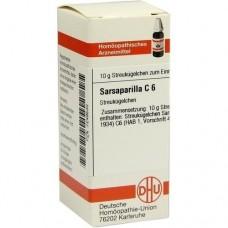 SARSAPARILLA C 6 Globuli 10 g