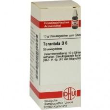 TARANTULA D 6 Globuli 10 g