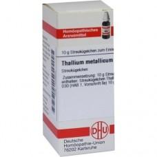 THALLIUM METALLICUM D 30 Globuli 10 g