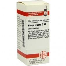 VESPA CRABRO D 30 Globuli 10 g