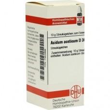 ACIDUM ACETICUM D 30 Globuli 10 g