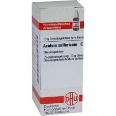 ACIDUM SULFURICUM C 6 Globuli 10 g