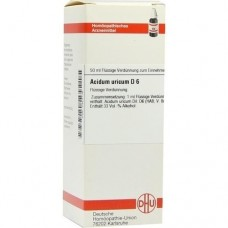 ACIDUM URICUM D 6 Dilution 50 ml