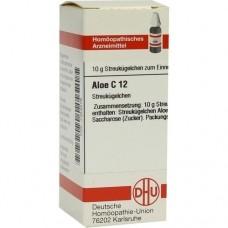 ALOE C 12 Globuli 10 g