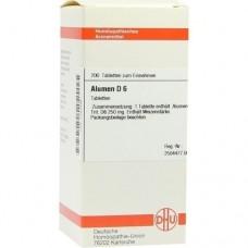 ALUMEN D 6 Tabletten 200 St