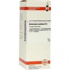 AMMONIUM JODATUM D 6 Dilution 50 ml