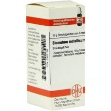 BISMUTUM METALLICUM D 12 Globuli 10 g