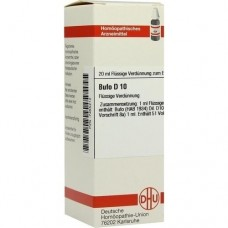 BUFO D 10 Dilution 20 ml