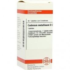 CADMIUM METALLICUM D 30 Tabletten 80 St