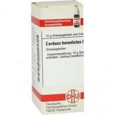 CARDUUS BENEDICTUS D 4 Globuli 10 g
