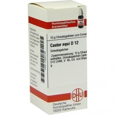 CASTOR Equi D 12 Globuli 10 g
