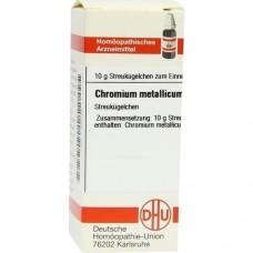 CHROMIUM METALLICUM D 12 Globuli 10 g