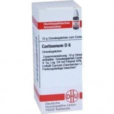 CORTISONUM D 6 Globuli 10 g