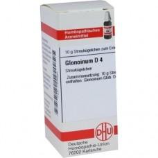 GLONOINUM D 4 Globuli 10 g