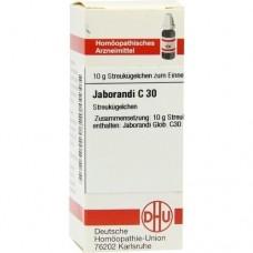 JABORANDI C 30 Globuli 10 g