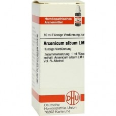 LM ARSENICUM album I Dilution 10 ml