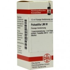 LM PULSATILLA IV Dilution 10 ml