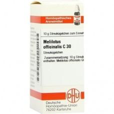 MELILOTUS OFFICINALIS C 30 Globuli 10 g