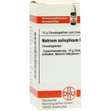 NATRIUM SALICYLICUM D 30 Globuli 10 g