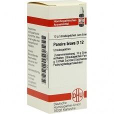 PAREIRA BRAVA D 12 Globuli 10 g