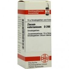 ZINCUM VALERIANICUM D 200 Globuli 10 g