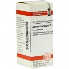AURUM CHLORATUM D 12 Globuli 10 g
