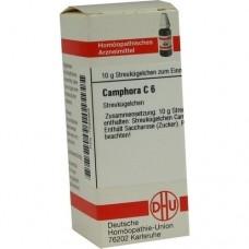 CAMPHORA C 6 Globuli 10 g