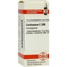 CORTISONUM C 200 Globuli 10 g