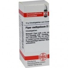 PIPER METHYSTICUM D 30 Globuli 10 g