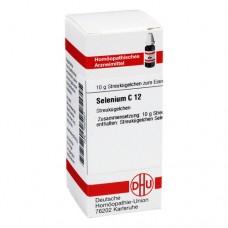 SELENIUM C 12 Globuli 10 g