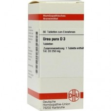 UREA pura D 3 Tabletten 80 St
