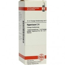 HYPERICUM C 6 Dilution 20 ml