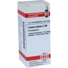 LEMNA minor C 30 Globuli 10 g