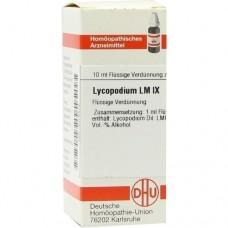 LM LYCOPODIUM IX Dilution 10 ml