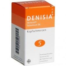 DENISIA 5 Kopfschmerzen Tabletten 80 St